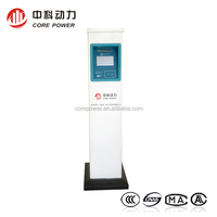 Prepaid Card AC Electric Vehicle Charging Piles Charging Point