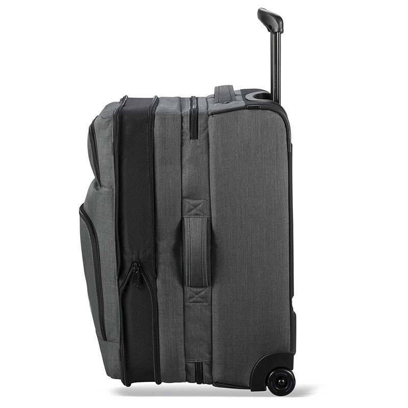 4 wheels polyester travel luggage bags trolley suitcase luggage set from Guangzhou