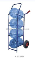 mobile tray trolley lightweight aluminum folding trolley