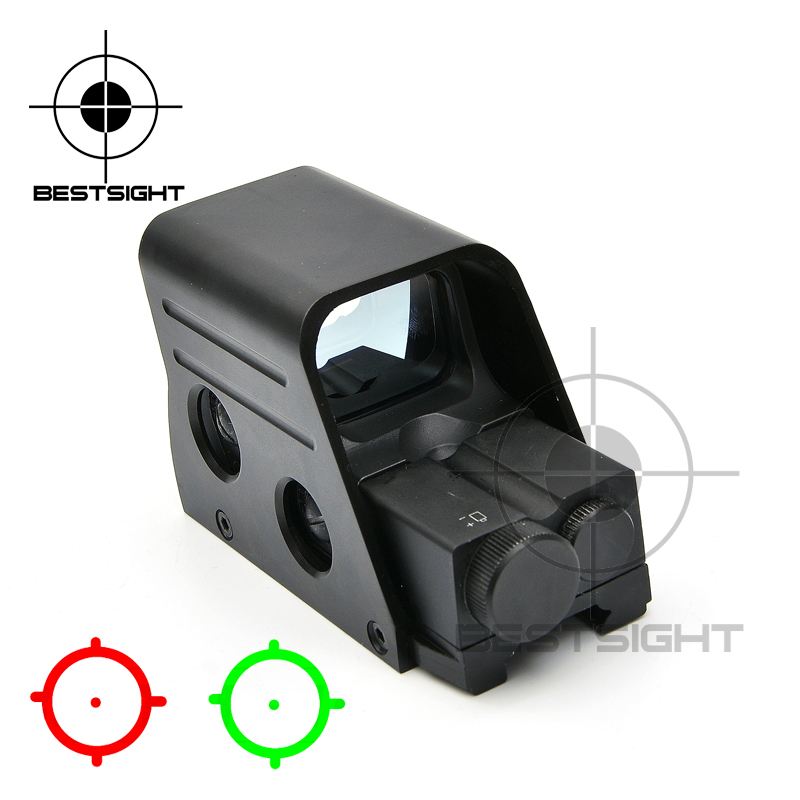 Holographic Sight Reflex Sight Red Dot Optics Rifle Scope Sniper Scope For Airsoft Air Guns With 20mm Rail