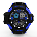 Good price sports led wristwatch