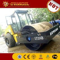 lutong heavy equipment new road roller price in large stock