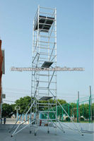 construction aluminum scaffold plank