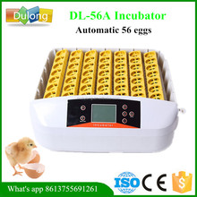 Capacity 60 chicken egg incubator hatchery price / egg hatching machine