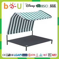 Durable Hot Sales Latest charing small size cot style dog bed