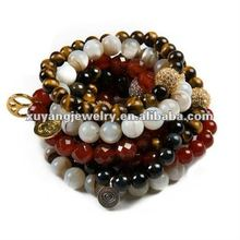 Fashion trend beads bracelet jewelry,paypal accepted online stores (SB-8822)