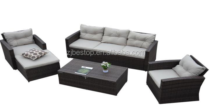 FURNITURE SETS RATTAN garden SOFAs SETS