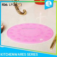 New style decoration wholesale pot holder with silicon