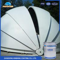 Fiber reinforced plastic zinc rich phosphate anti corrosive primer paint