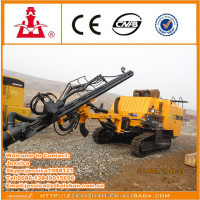 KT7 Monolithic high pressure hard rock drilling machine(with compresso) /Air compressor drill rig for stone quarry plant