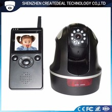 9988 2.36 inch 480P LCD Night Vision Wireless Cheap Baby Monitor With Camera