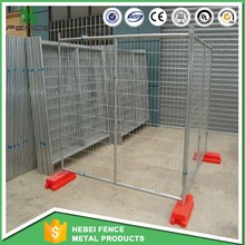 Canada High Quality Galvanized Pvc Coated Chain Link Welded Wire Mesh Temporary Fence