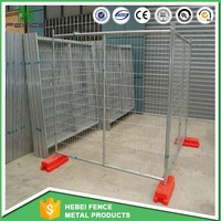 High Quality Galvanized Welded Wire Mesh Temporary Fence