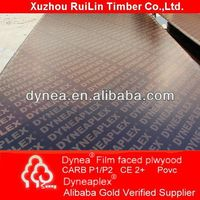 china shandong professional manufacturer best quality e0 e1 e2 furniture grade plywood film faced plywood factory dyneaplex