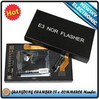 in stock accessories e3 nor flasher For PS3 Console repair parts