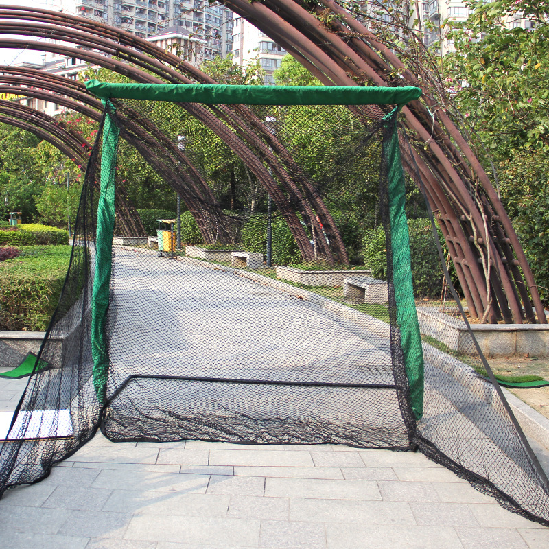 golf cage for multiple sports, Golf Net Baseball Net Bow Net Baseball/Softball Portable Net