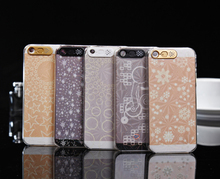 2014 fashion hot new calling coming light up LED phone case for ip5s ip5c ip4s samsung galaxy