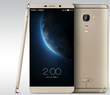 in stock! 6.33inch LETV max dual sim card 2560*1440pixels snapdragon810 octa core android5.0os LETV phone