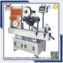 high quality double-side automatic labeling machine Clothing Label Machine