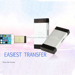 New and Cool Ios Flash Driver for iphone 6/6plus/5/5C/5S/4/4S ipad4/IPAD Compatible with all IOS Devices