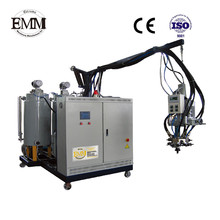 EMM078-A60 High press spray pu foam insulation making machine