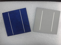 Tainwan brand 156 Poly Crystalline Solar Cells for Solar Panels/solar pv modules