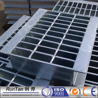 steel grating galvanized outdoor drain cover