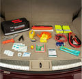 Hot sale first aid kit for car emergency kit for car roadside car emergency kit with car jump starter