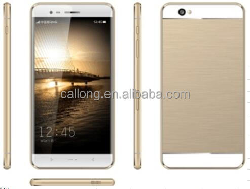6inch quad core ultra slim customized 4g mobile phone