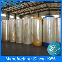 2016 new materials strong jumbo roll BOPP packing tape for carton packaging