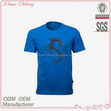 sports/summer 100% cotton digital printed t shirts for men