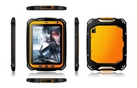 New 7.85 inch ip67 rugged waterproof NFC Android tablet PC GPS navigator