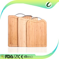 2016 new antibacterial bamboo chopping board