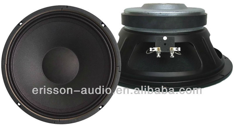 great performance 10 inch car audio speakers