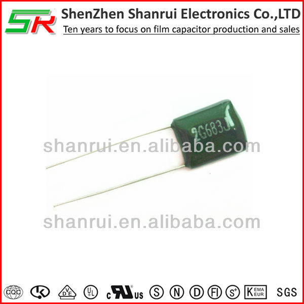 DC and low pulse circit dc pulse generator capacitor 683j