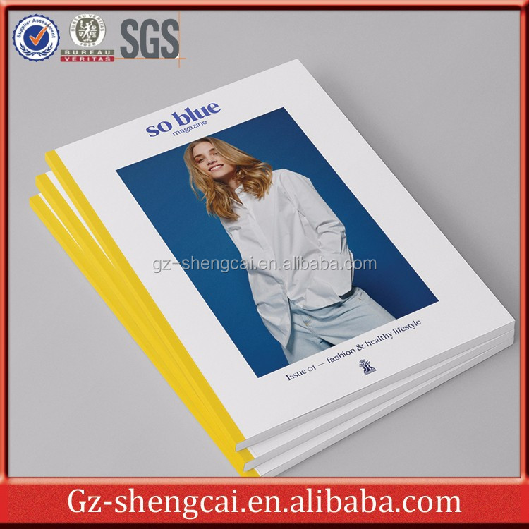 Book Product Type and Soft Cover Book Cover Printing small brochures