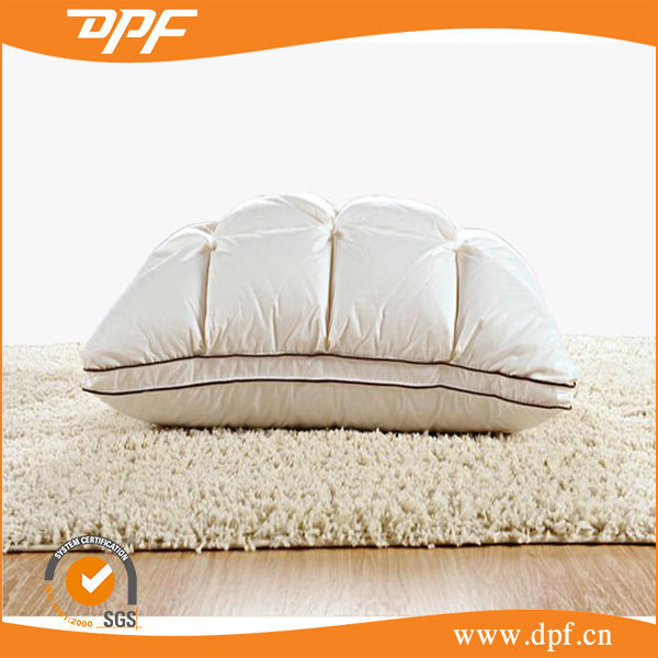 Wholesale comfort printed custom decorative hotel pillows