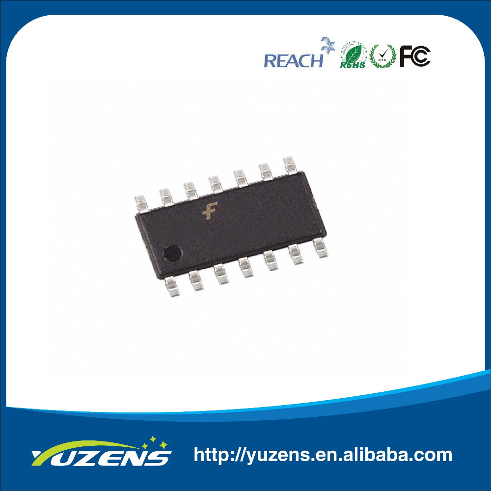 integrated circu PIC16F676-I/SL