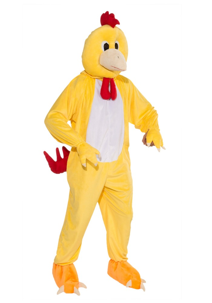 factory oem fried riding chicken wing costume for adult