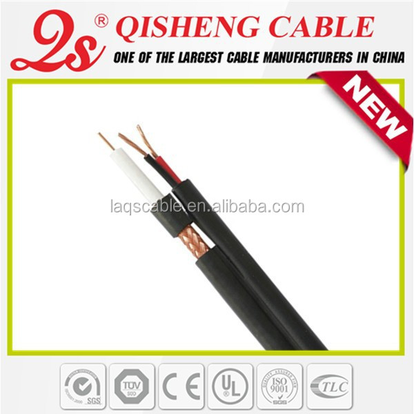 Export to Asia, Eastern Europe, Middle East market Coaxial cable Supplier RG59 RG6 RG11 coaxial cable for am/fm radio