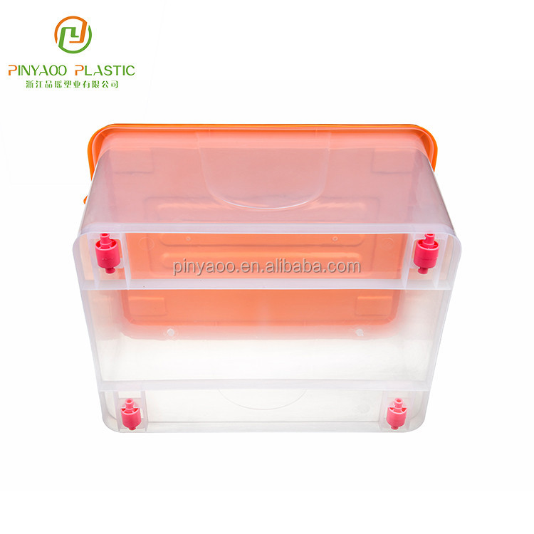 Custom printed good quality clothes storage box