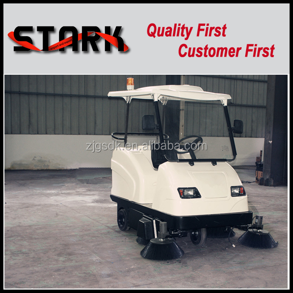 SDK-1760 Big promotion tractor mounted road sweeper mechanical sweeper leaf sweeper