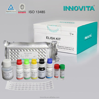 Toxoplasma IgG Elisa Kit with ISO 13485 / 96 well ELISA Reagent