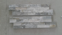 Natural slate wall Slab cladding stone/culture stone tiles