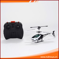 Outdoor 3.5ch battery power metal toy long flight time rc helicopter