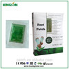 bamboo crystal detox foot patch health product Chinese herbal natual detox foot patch for activating cells
