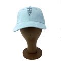 Custom 6 panels cheap high quality fashion embroidery fitted baseball cap