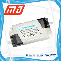 4-7w constant current led driver,power supply with 12v 220v