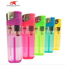 China Factory Wholesale Cheap Plastic Electric Cigarette Gas Lighter Disposable