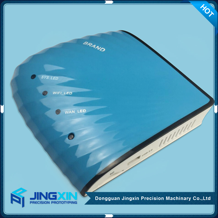 Jingxin Manufacturer Custom Wireless Router Case model 3D Printing Service